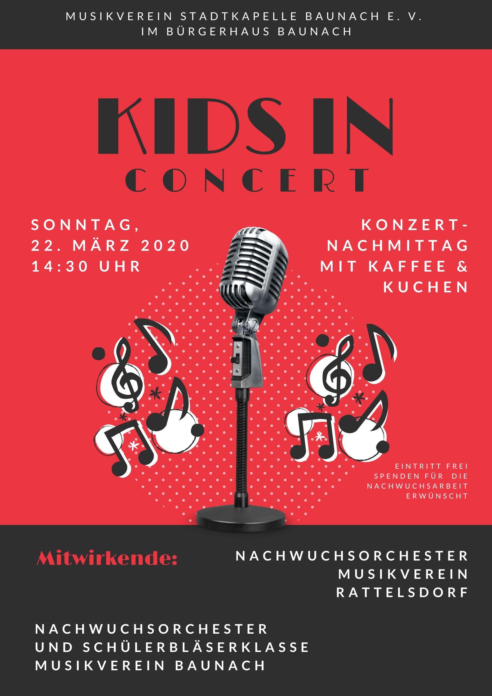 KIDS in Concert